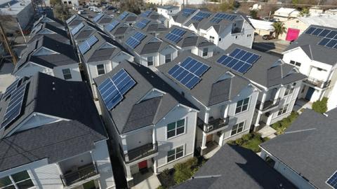 solar battery for backup power in California